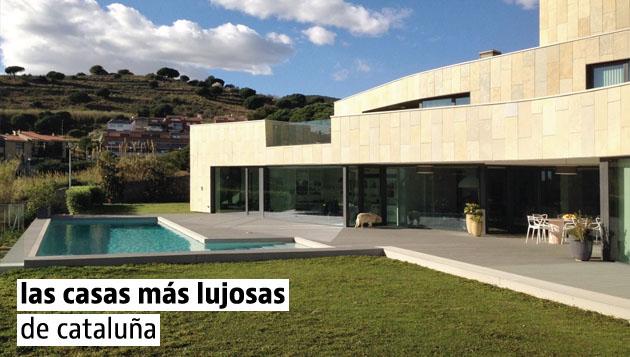 Las casas más caras de Cataluña