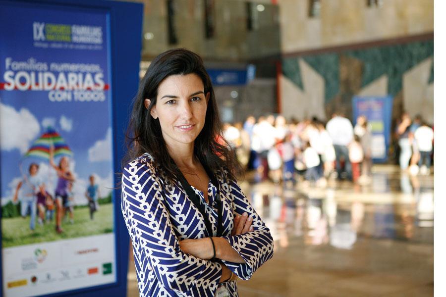 Rocío Monasterio, número dos por la alcaldía del Ayuntamiento de Madrid