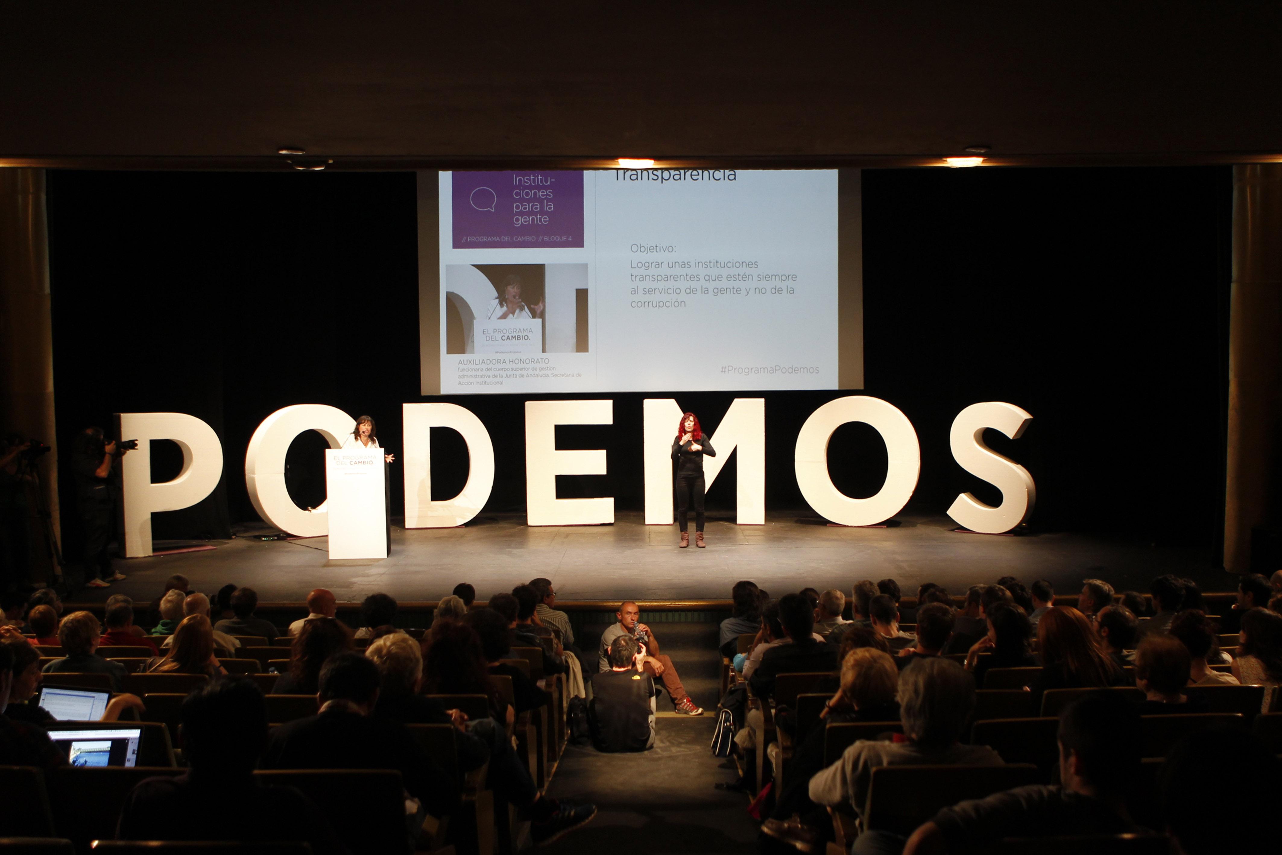 Las 19 medidas sobre vivienda de Podemos para las elecciones autonómicas y municipales del 24-M