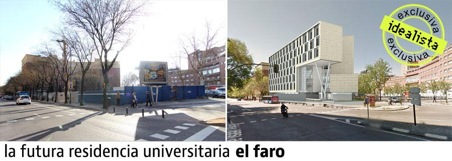 Residencias de estudiantes madrid idealista news for Residencia el jardin madrid