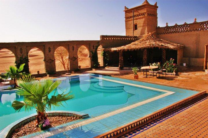 hoteles con encanto un refrescante oasis en el desierto