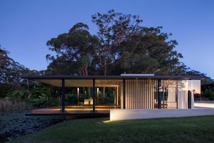 Casas de ensue o la mansi n minimalista de madera y - Casas de ensueno ...