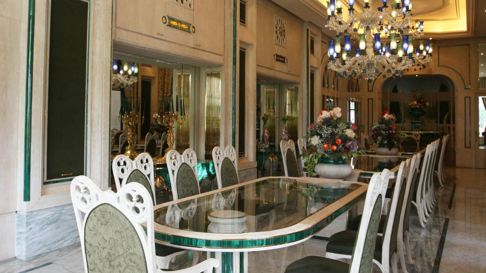 Hoteles con encanto la suite m s grande del mundo tiene for Hoteles con encanto y piscina