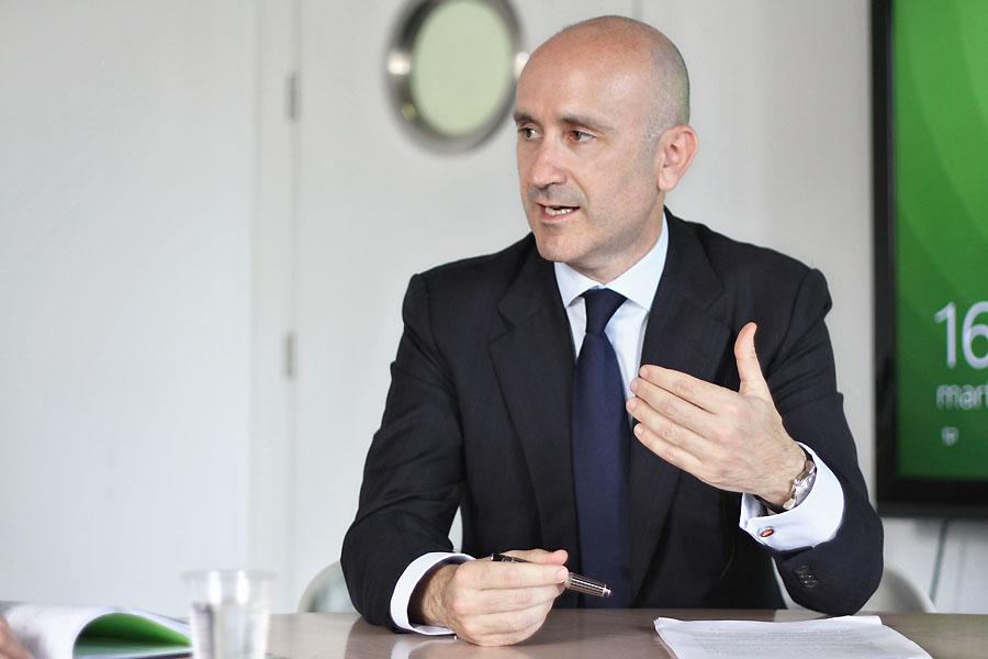 José Peral, director comercial de TM Grupo Inmobilario. Autor: Luis Manzano
