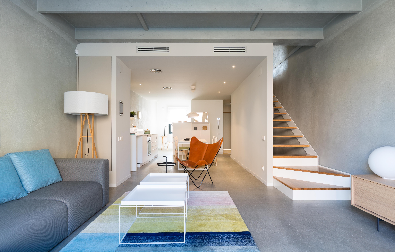 Interior de una Smart Home
