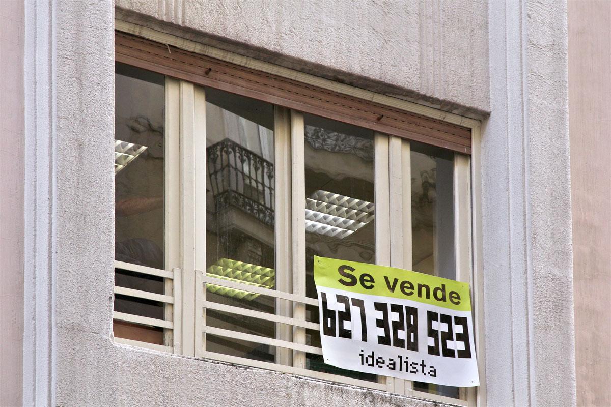 Más de la mitad de las viviendas en España cuestan menos de 200.000 euros