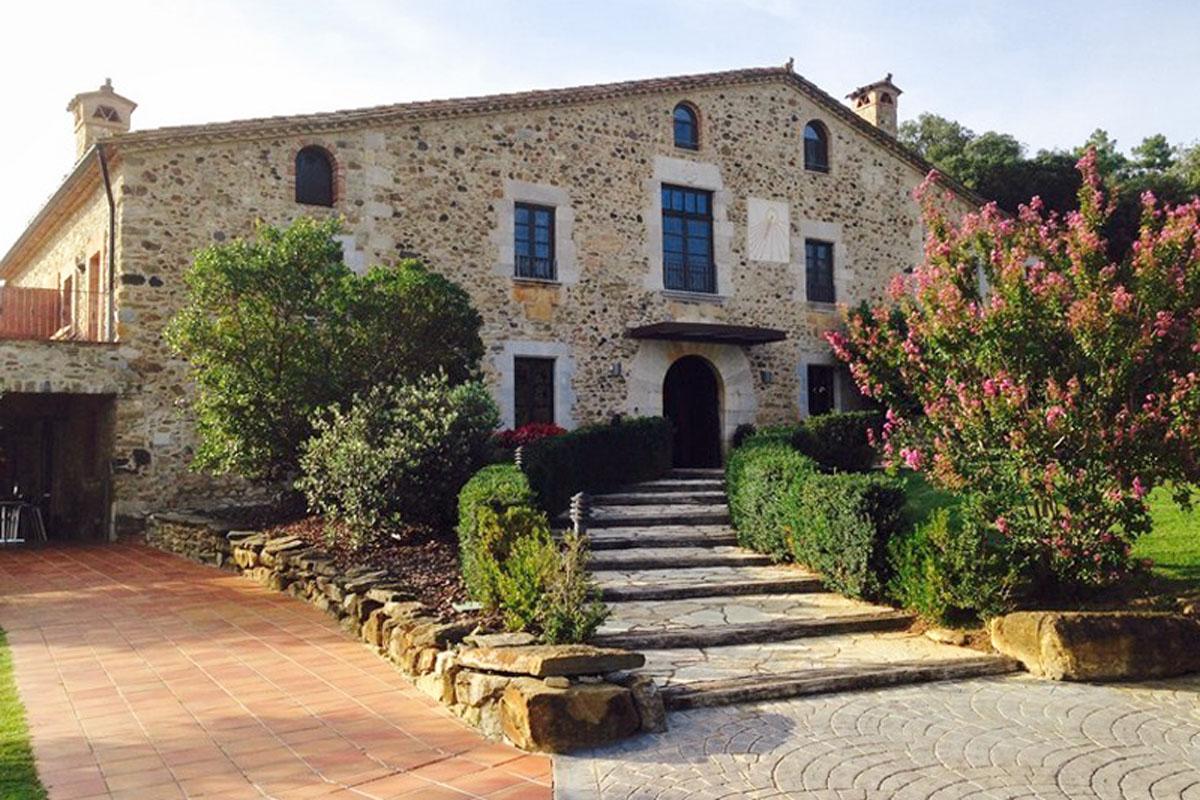 Masía en venta en Migdia Casernes, Girona