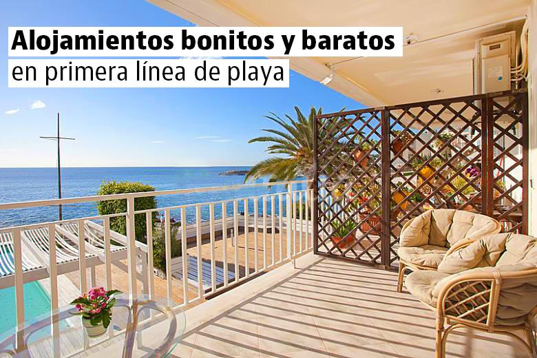 20 apartamentos de vacaciones bonitos y baratos en primera l nea de playa idealista news - Apartamentos baratos playa vacaciones ...