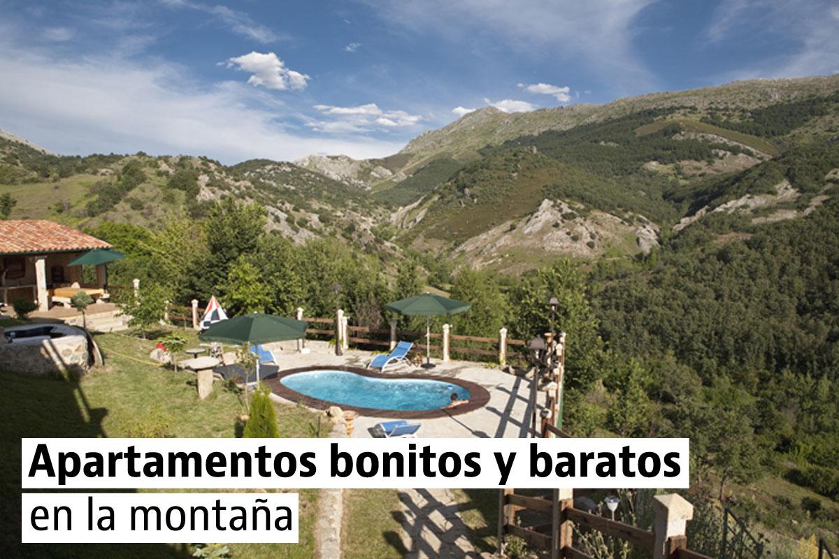 Casas rurales bonitas y baratas en la monta a idealista news for Casa en la montana