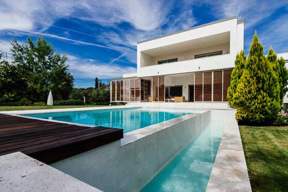 Casa bioclimática en venta en Madrid