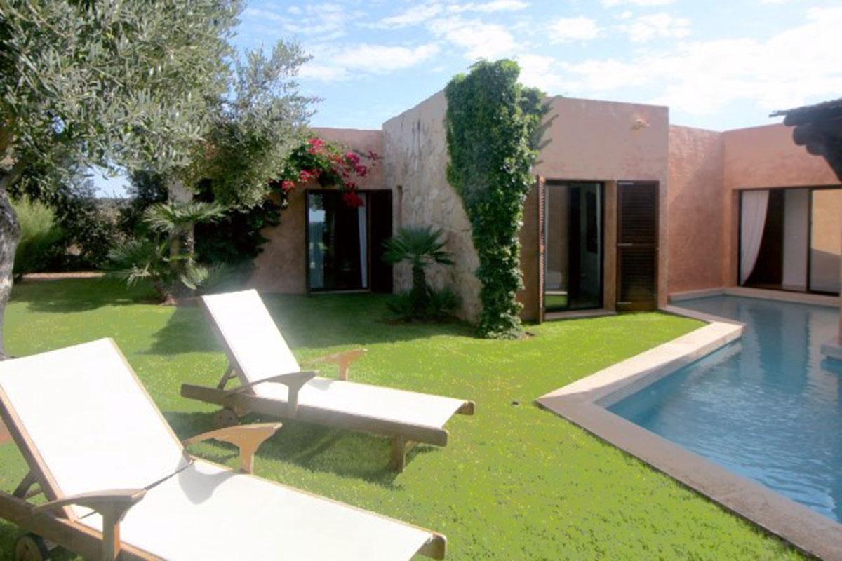 Chalet ecológico en venta en Sant Lluis, Menorca