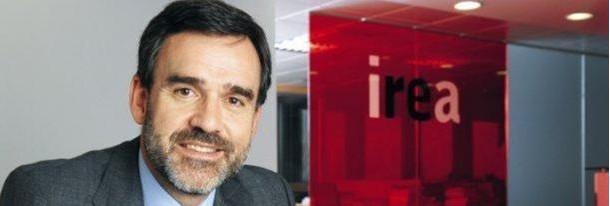 Mikel Echavarren, consejero delegado de Irea