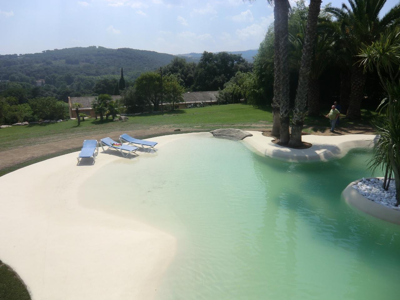Piscinas de arena o c mo disfrutar de la playa sin salir - Cuanto cuesta una piscina de arena ...