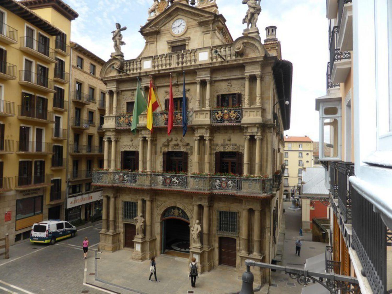 La mejor casa para san ferm n en venta en idealista idealista news - Pamplona centro historico ...