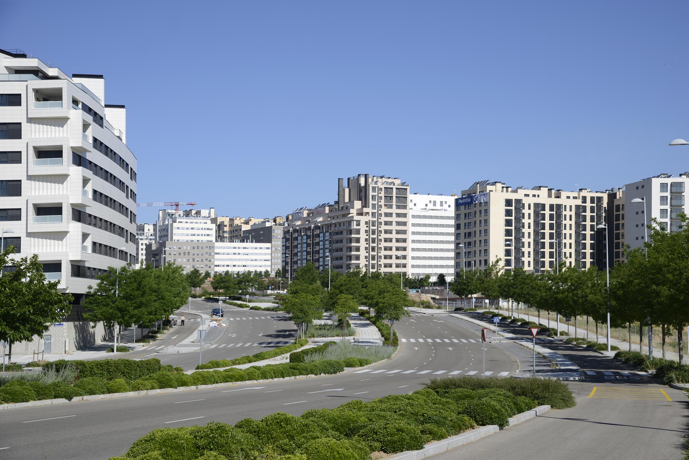 Obra nueva en Madrid capital