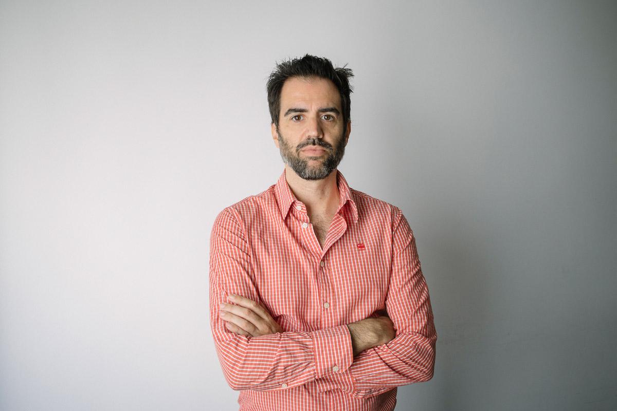 Pablo Rabanal, fundador y CEO de Reclamador