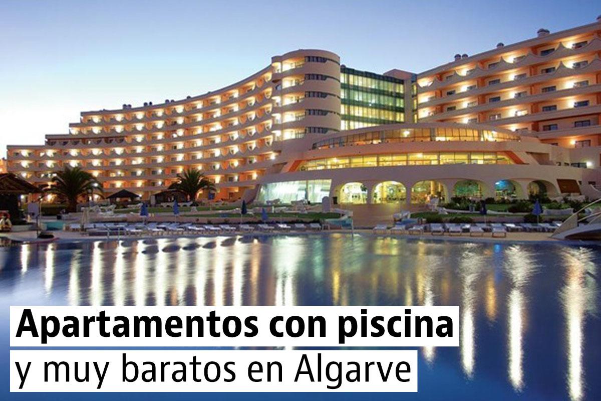 Casas con piscina en venta en el Algarve (Portugal)
