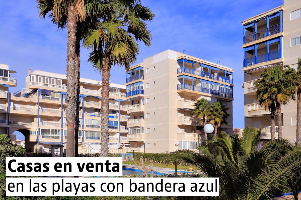Casas baratas y con piscina en las playas con bandera azul idealista news - Casas en almenara playa ...
