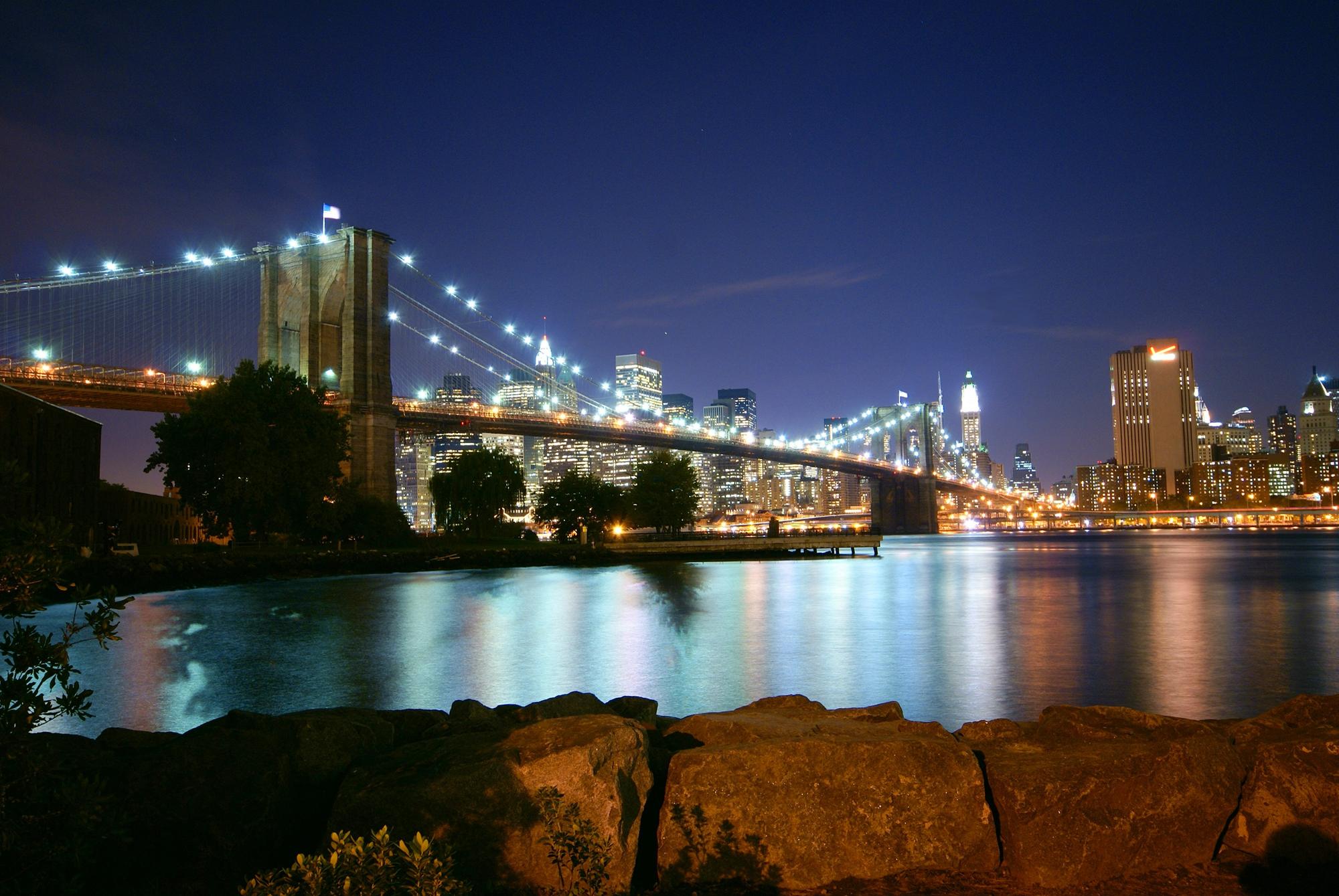 Puente de Brooklyn. L Somlyo