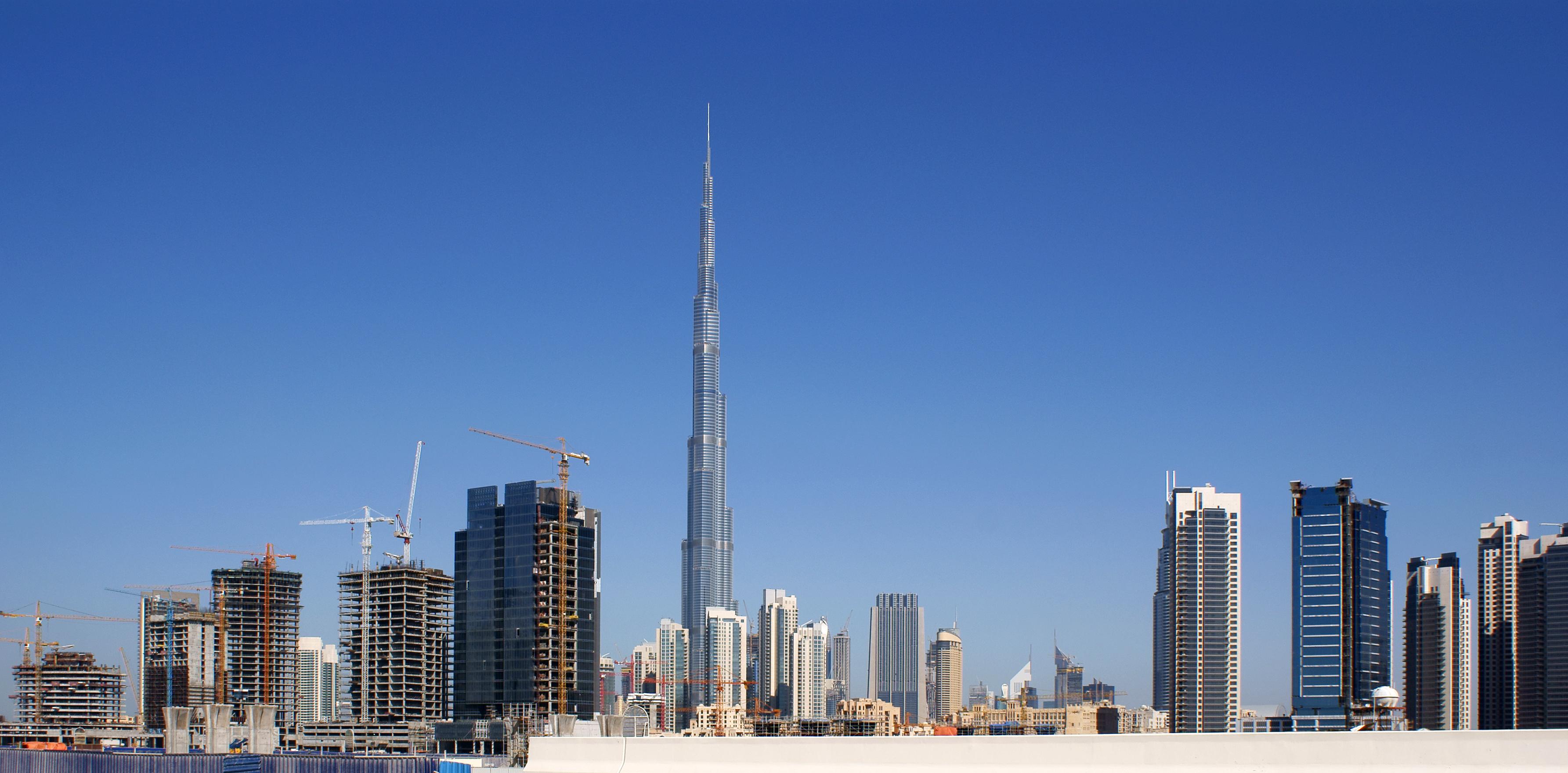 Burj Khalifa, Torre Dubai. Nepenthes