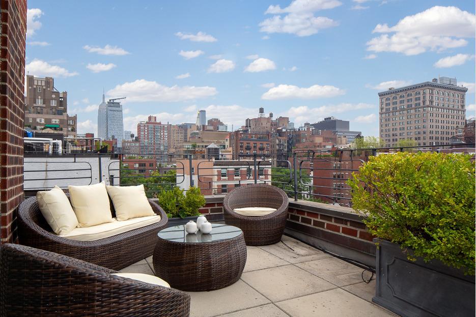El apartamento de Julia Roberts en Manhattan