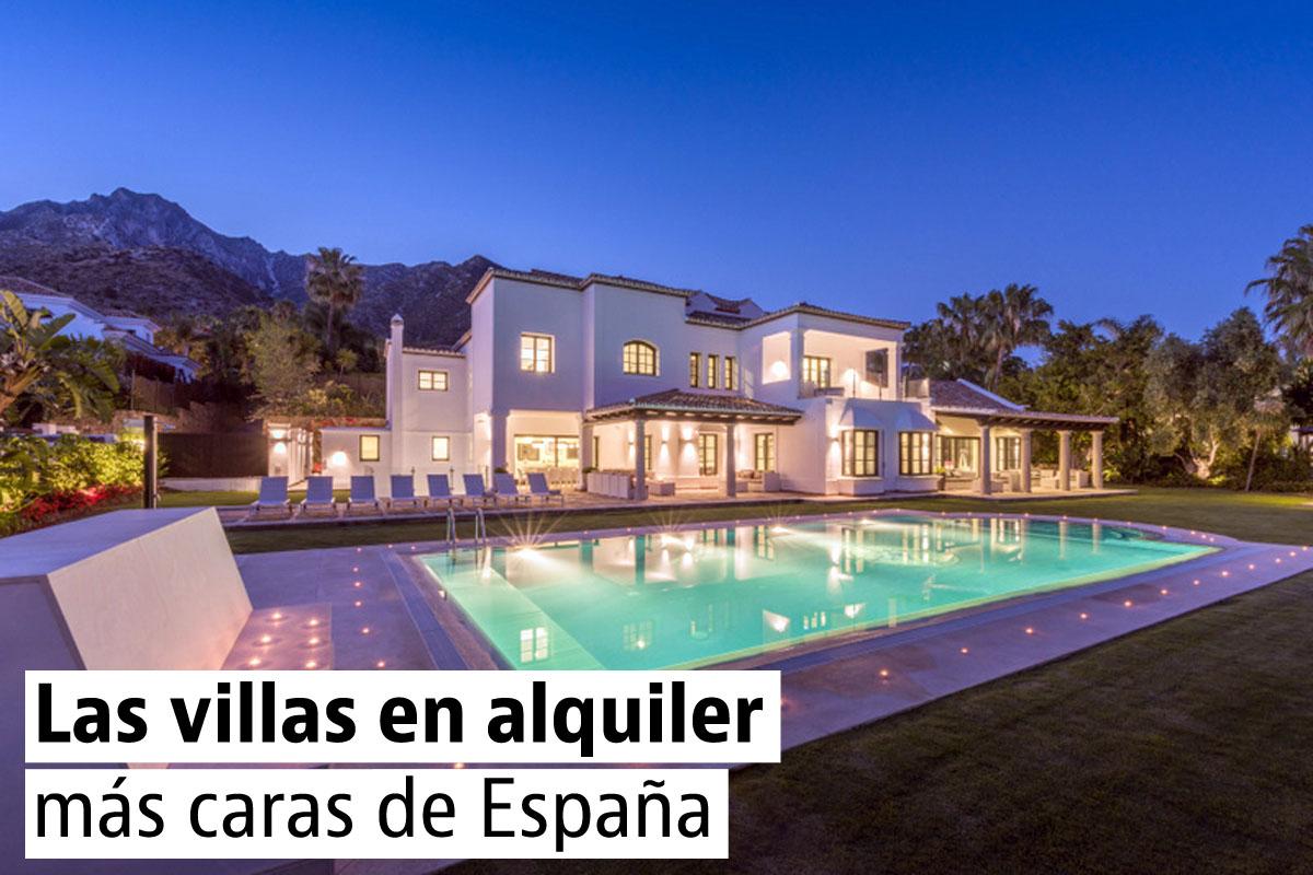Casas de lujo en alquiler idealista news for Alquiler casa en umbrete sevilla