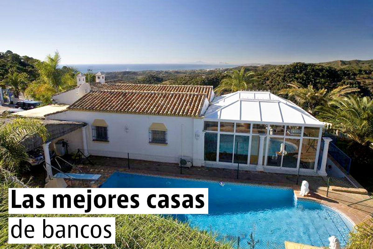 Las viviendas de banco m s espectaculares de espa a idealista news - Casas espectaculares en espana ...
