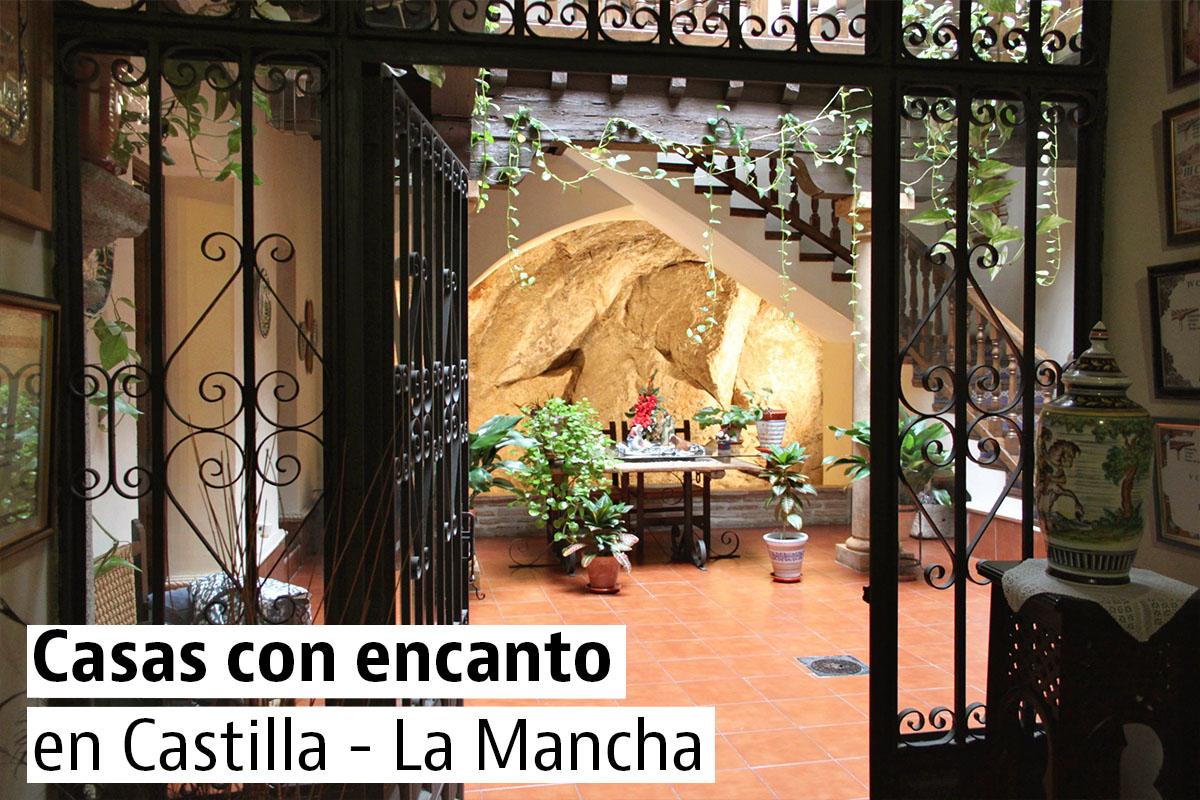 Las casas más bonitas de Castilla La Mancha