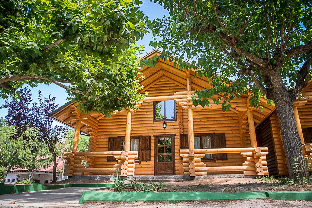 Casas de madera prefabricadas en venta idealista news - Casas de madera nordicas ...