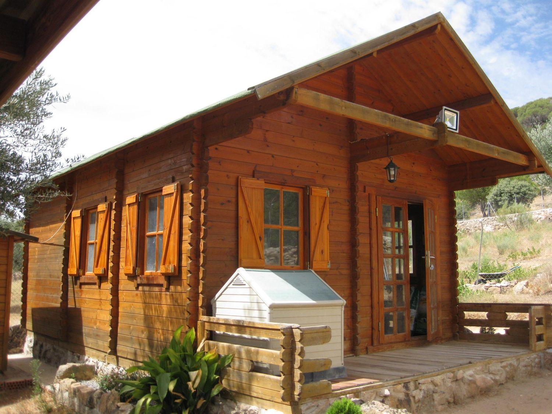 Casas de madera prefabricadas en venta idealista news - Casas de madera valencia ...