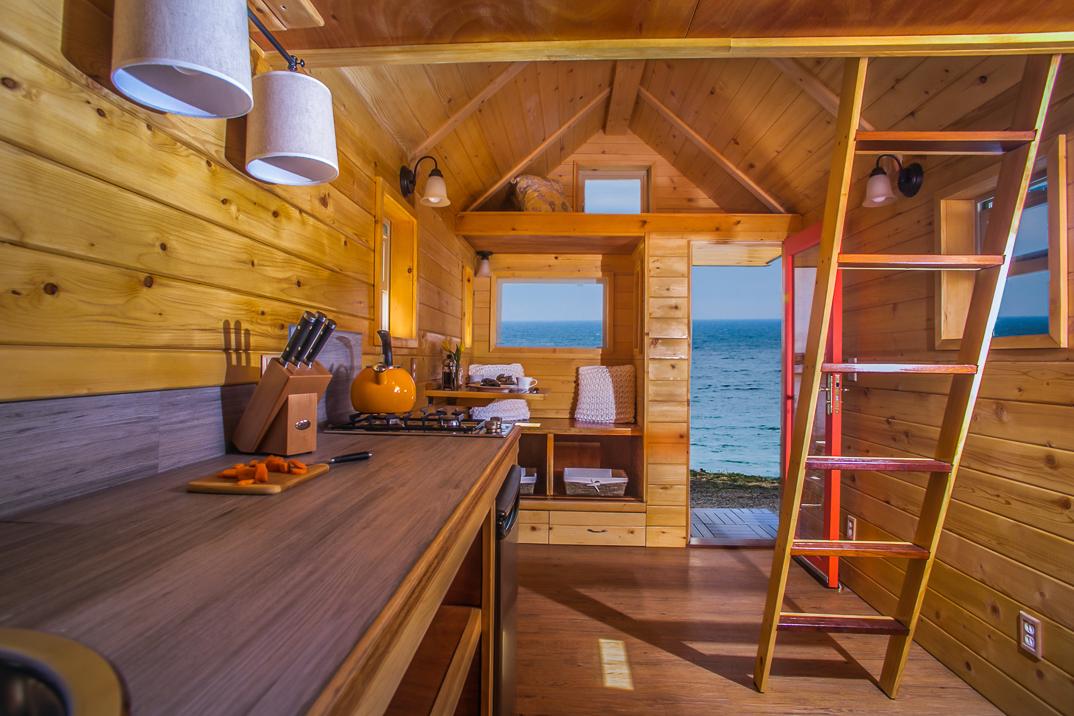 Cinco Micro Casas Port Tiles Espectaculares Que Puedes