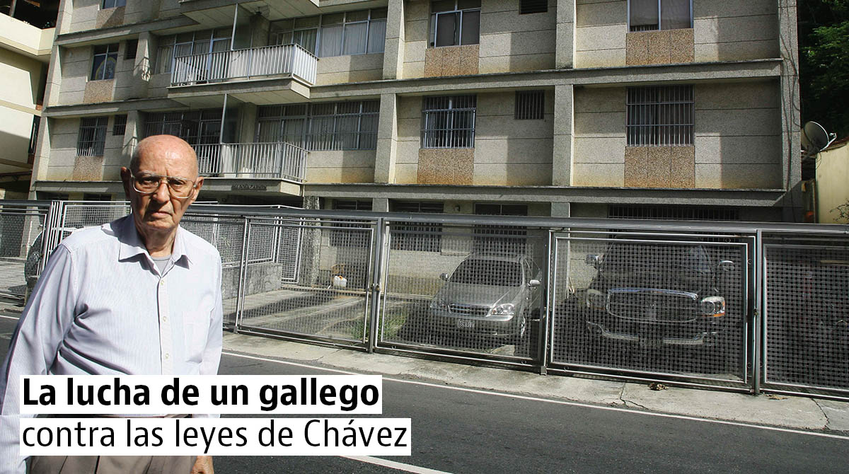 El español atrapado en la ley 'antidesahucios' de Venezuela