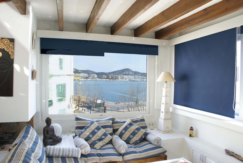 Apartamento en alquiler en Ibiza con vista al mar