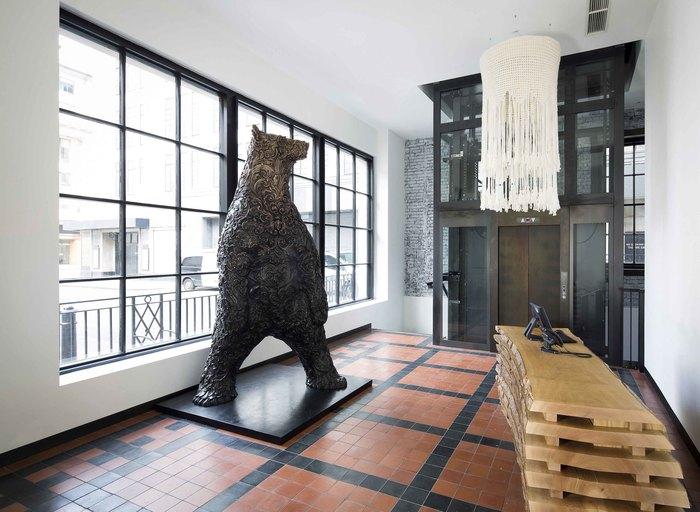 Restaurante Beast en Londres