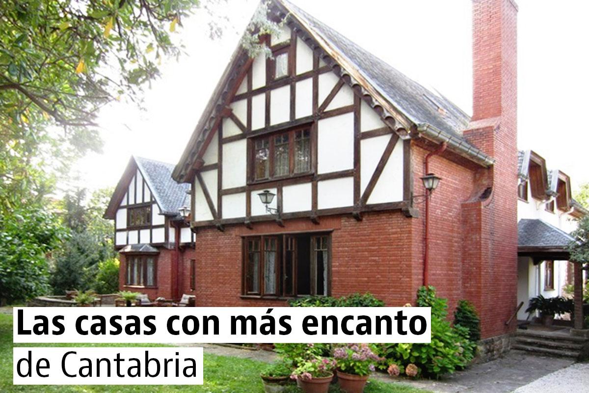 Las casas más bonitas y singulares de Cantabria