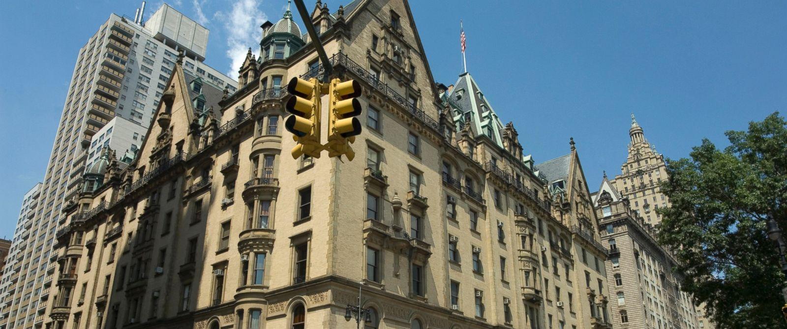 El edificio Dakota en Nueva York