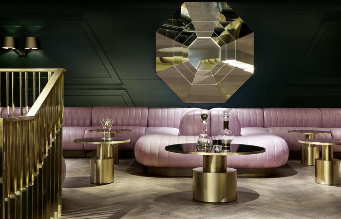 Interior del mejor bar del mundo