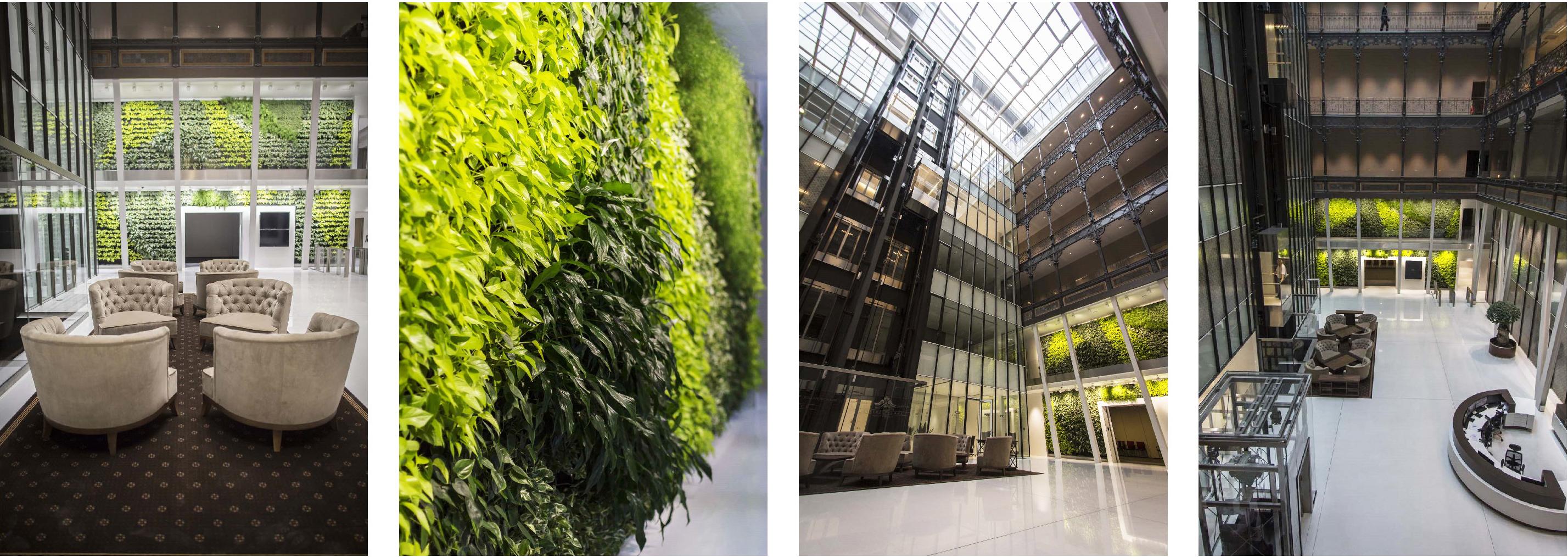 El edificio verde mejor dise ado de europa idealista news for Idealista puertas verdes