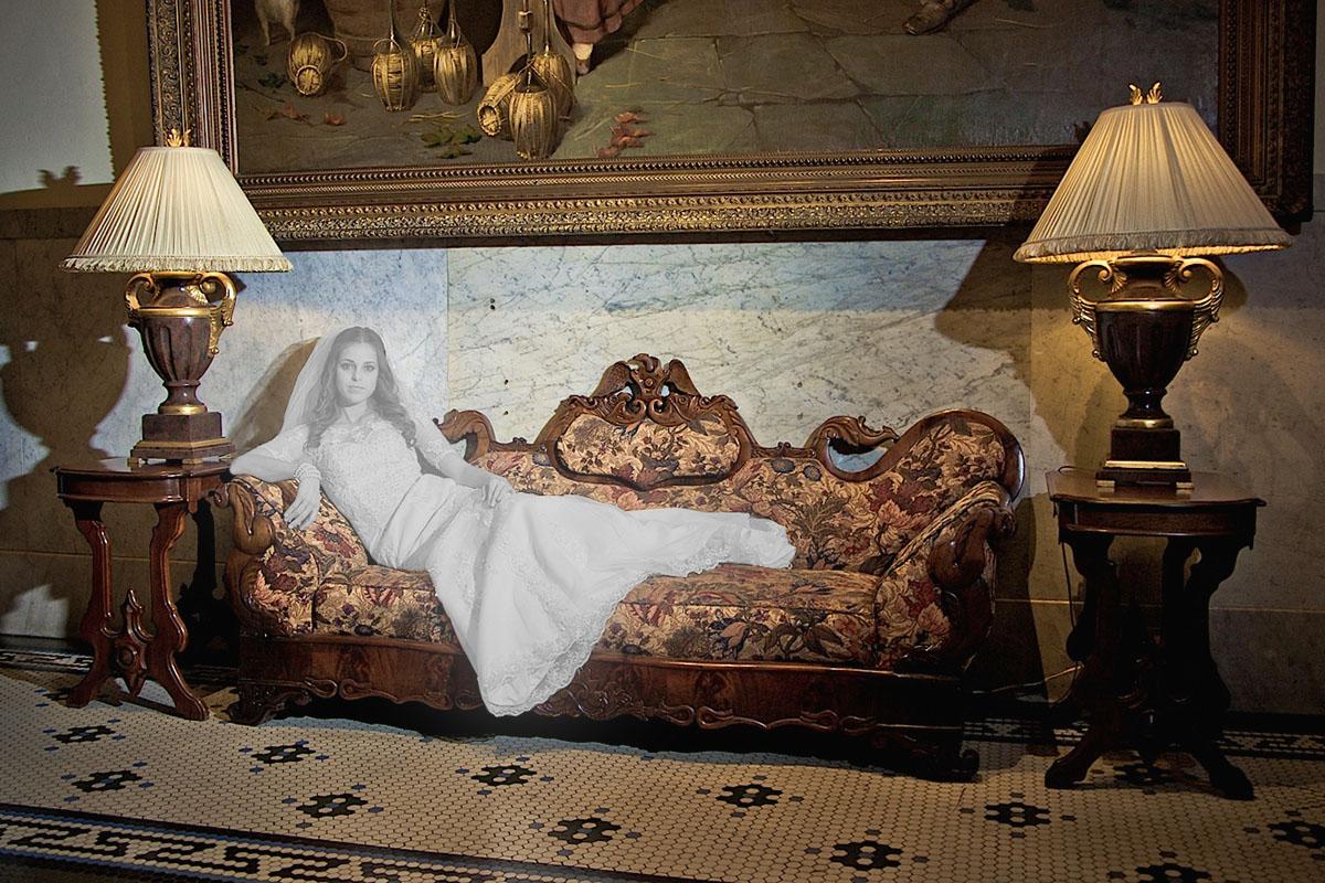Imagen del hotel embrujado