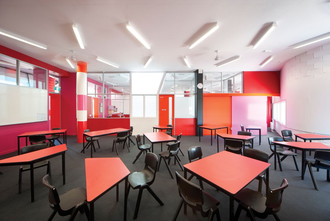 Los 15 colegios m s espectaculares del mundo aqu te - Interior design school los angeles ...