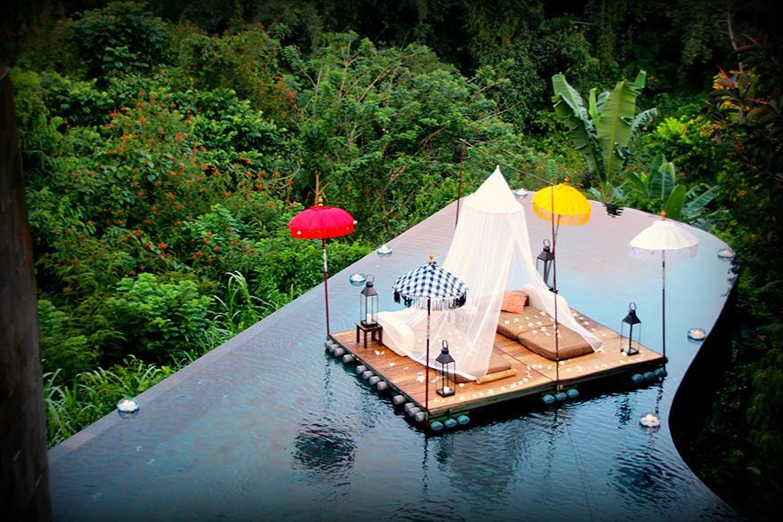 Hoteles con encanto: luna de miel mágica en un rincón de Bali