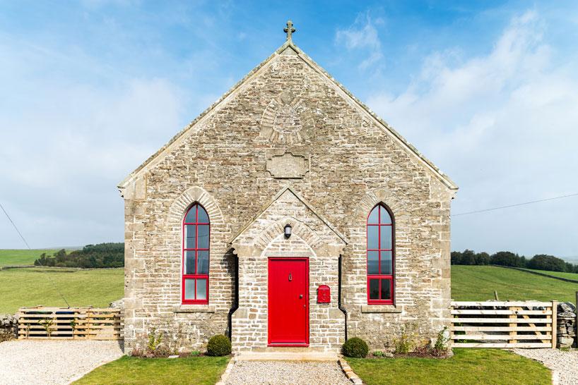 antigua iglesia reformada