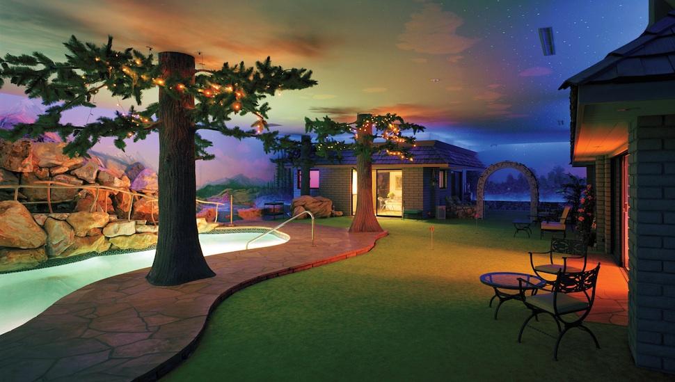 casa búnker (de lujo) de Las Vegas
