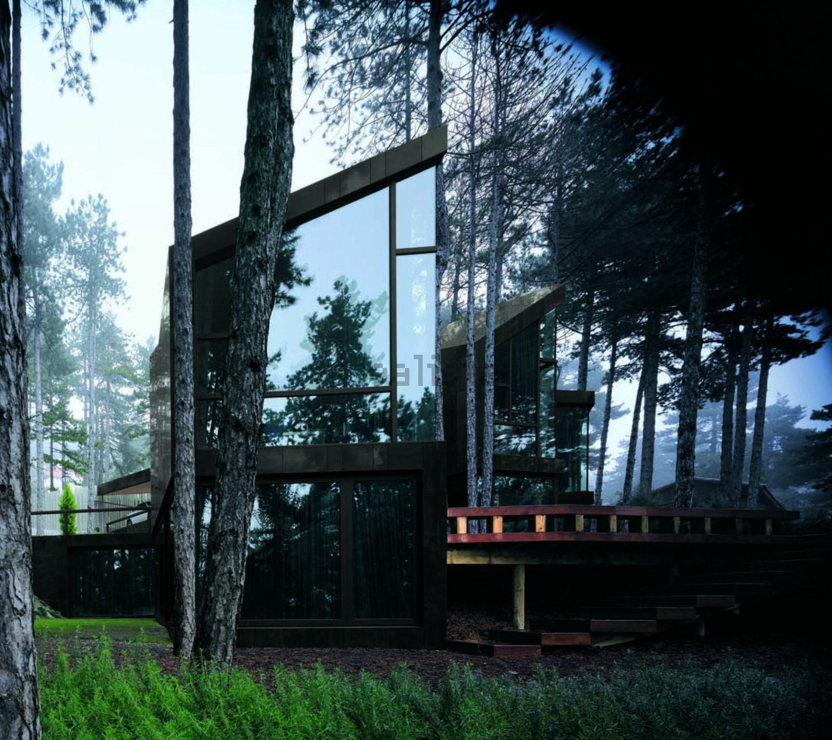 La casa de ensueño situada en Monte Abantos