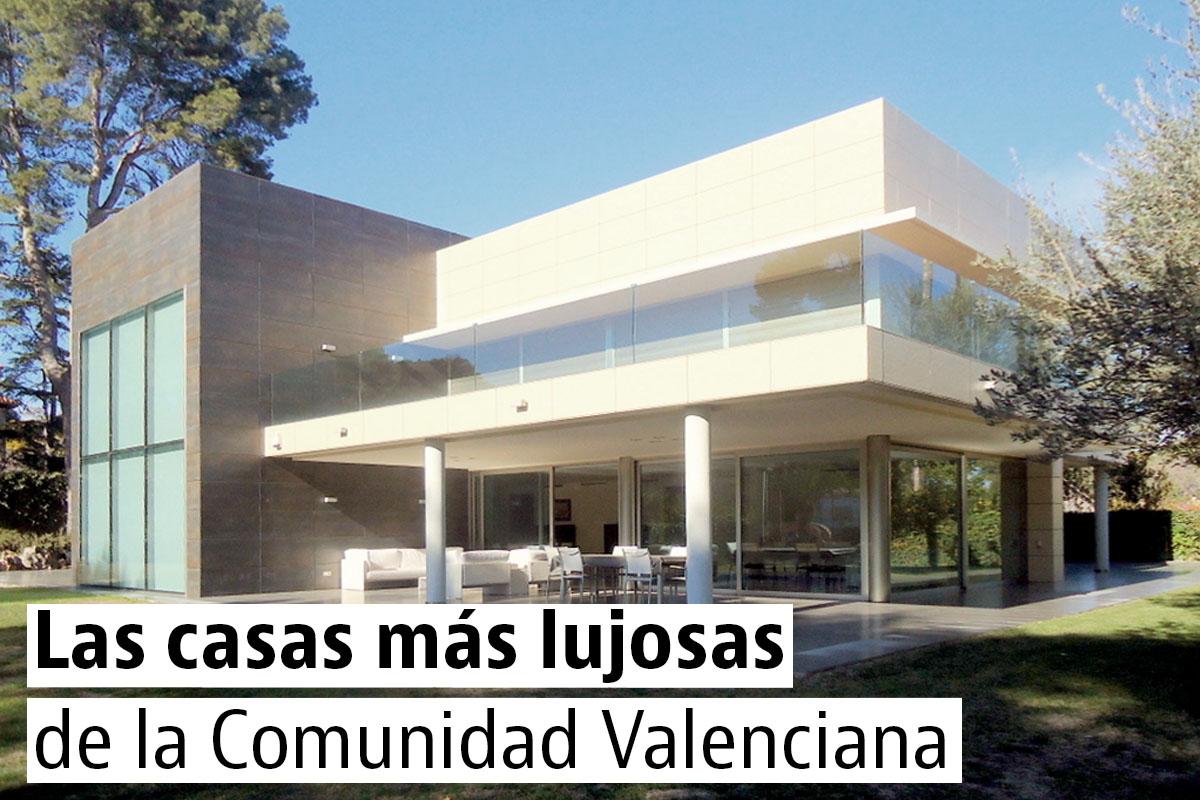 Las más caras de la Comunidad Valenciana