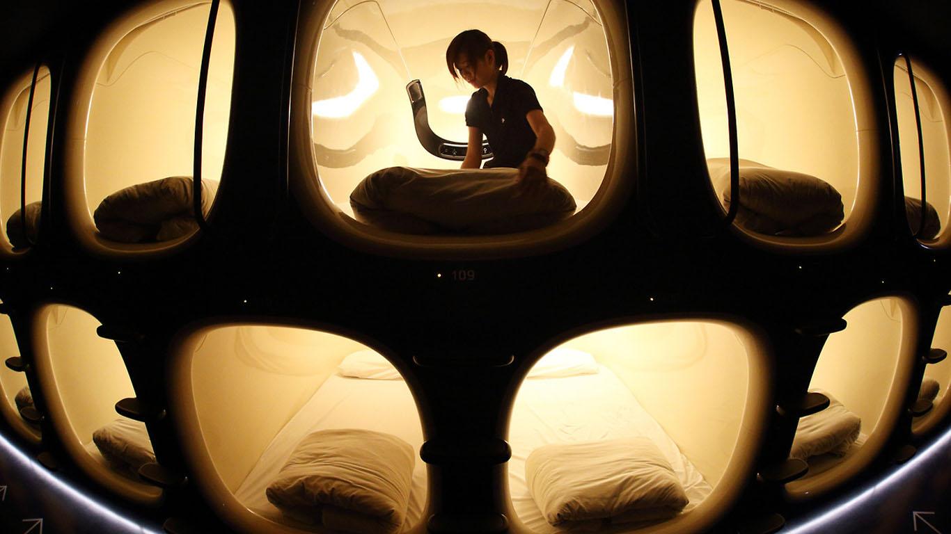 Hoteles con encanto: un destino de ciencia ficción para dormir en el futuro