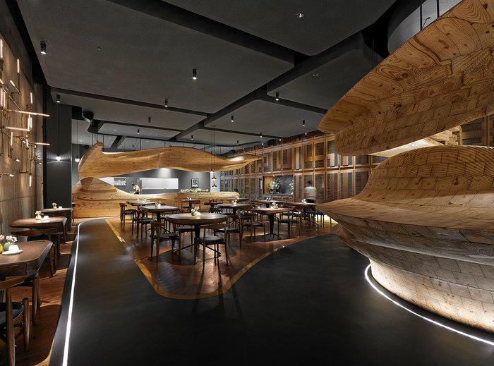 Los bares y restaurantes mejor diseñados del mundo en