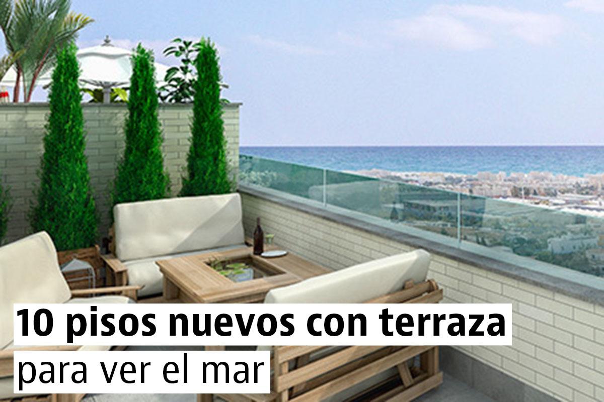 Top de casas en alquiler para este verano de andaluc a for Pisos con terraza en bilbao