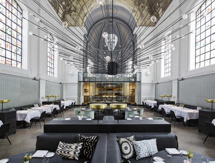 El mejor restaurante del mundo, situado en Belgica