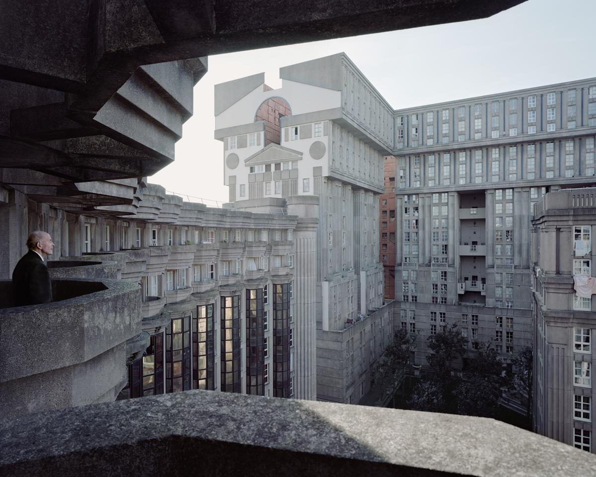La decadente utop a futurista del arquitecto espa ol - Arquitecto espanol famoso ...